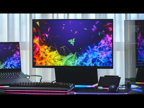 Razer Raptor hands-on: a unique new gaming monitor