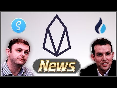 EOS News Updates & Market Analysis – Scatter Update – Huobi EOS Exchange – Fortnite Crypto