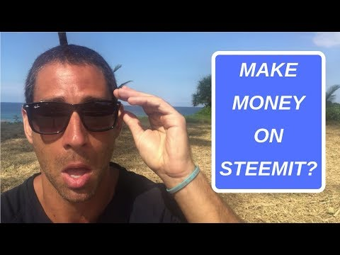 How To Make Money On Steemit In 2019 (STEEMIT TUTORIAL!)