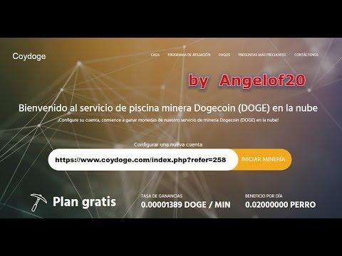 CoyDoge: Mineria de Dogecoin en la Nube by Angelof20