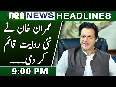 Neo News Headlines | 9 : 00 Pm | 6 January 2019