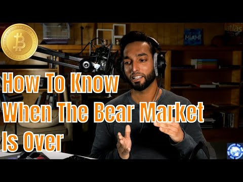☝ How To Know When The Bitcoin & Cryptocurrency Bull Market Has Started / The Art Of Trading