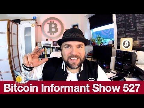 #527 Bitcoin ETF Japan, Bitcoin Extremismus & 1000 Dollar BTC Schatz in Gemälde