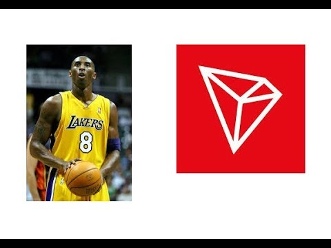 TRON – Kobe Bryant – Alibaba connection possible?