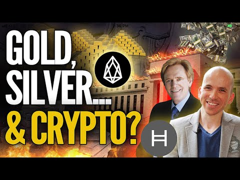 Gold & Silver 2019: One Last Dip? & How To Get Educated On Crypto Assets Like EOS and Hashgraph