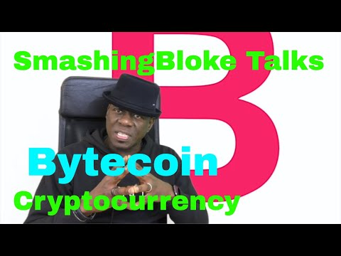 SmashingBloke Talks Bytecoin Cryptocurrency