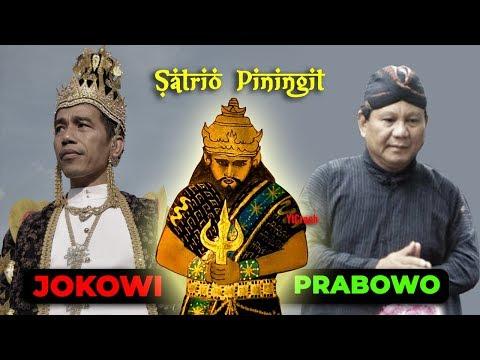6 Ciri Satrio Piningit Menurut Jayabaya, Ada Pada Jokowi Atau Prabowo.?! #YtCrash