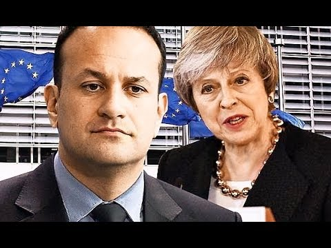 EU TO CAVE IN: Irish PM says Brussels on verge of major concession to save May