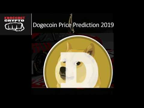Dogecoin Price Prediction 2019