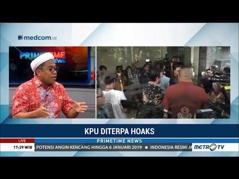 Ngabalin: Tak Ada Cara Jatuhkan Jokowi Selain Menyebarkan Berita Bohong