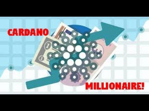 Cardano(ADA) and how it could make you a millionaire — reason for its sky-high potential
