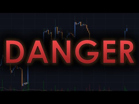 THIS COULD BE A VERY DANGEROUS TIME FOR BITCOIN – BTC/CRYPTOCURRENCY TRADING ANALYSIS