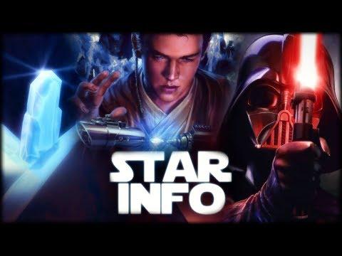 Star Info #58 | LES CRISTAUX KYBER ET LES SEIGNEURS SITH ! | Canon