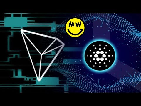 Tron and Cardano Lead The Day! New MimbleWimble Privacy Tech!