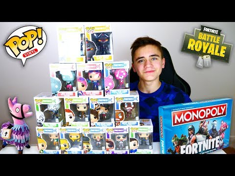 TOUS LES POP FORTNITE  : Collection Complète & Goodies – Néo The One