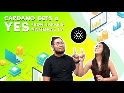 Cardano Gets a YES from Japan's National TV