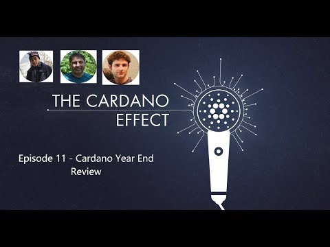 Cardano 2018 Year in Review – Episode 11