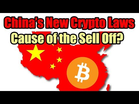 China's Bitcoin & Crypto Regulations for 2019 – Cause of the Sell Off? [Bitcoin Cryptocurrency News]