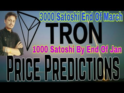Tron Price Prediction | Tron Will Reach 0.1 End Of March | Being India Crypto Tech