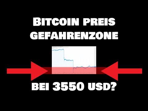 Bitcoin in gefährlicher Zone! Ethereum Hard Fork – was ist zu erwarten? Tron (TRX) und BitTorrent?