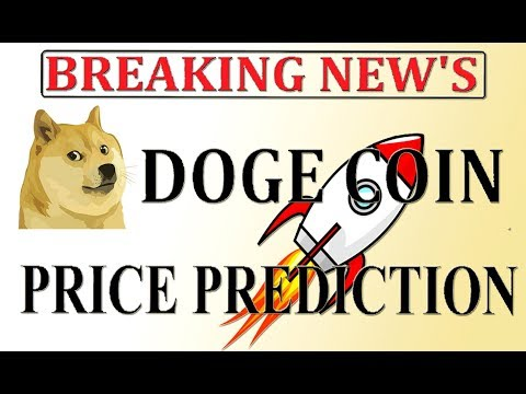 DOGE COIN PRICE PREDICTION  | DOGECOIN NEWS TODAY  #GAMESZCRYPTO JAN 9 2019