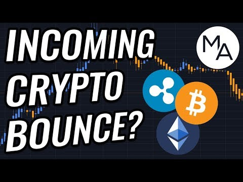 EPIC Bounce Coming For Bitcoin & Crypto Markets!? BTC, ETH, XRP, BCH & Cryptocurrency News!