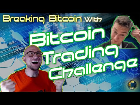 Cryptocurrency Analysis with Bitcoin Trading Challenge + Cracking Crypto