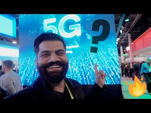 Qualcomm 855, 5G, IoT, Quick Charge, Connected Car & more… #CES19