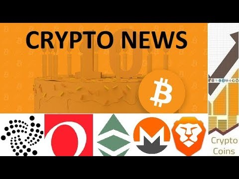 Crypto News: Bitcoin, Overstock, Ethereum Classic, Brave, IOTA, Monero (beginning of January)