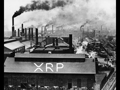 Ripple XRP And Crypto Are The Fourth Industrial Revolution