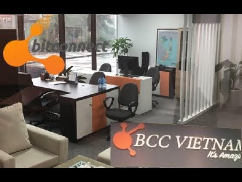 Bitconnect Update From Old Office 🇻🇳