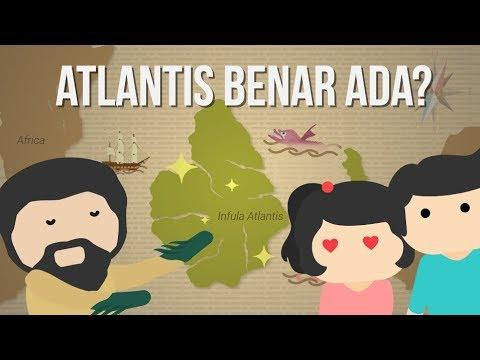 Apakah Kota Hilang Atlantis Benar-Benar Ada?