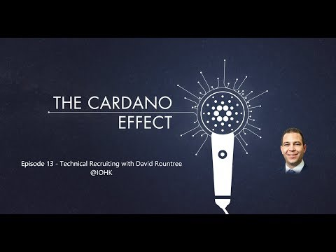 Cardano Technical Recruiting with David Rountree – Episode 13