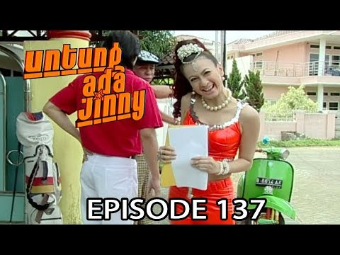 Untung Ada Jinny Episode 137 Part 1 – Sibuk Main Golf