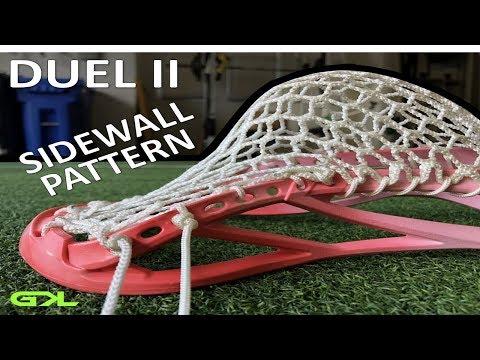 GKL┇STX Duel II Stringing Tutorial