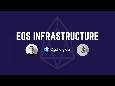 EOS Infrastructure: Ross Holeman, Head of Technology at Cypherglass