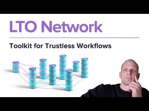 LTO NETWORK REVIEW BITMAX.IO CRYPTOCURRENCY EXCHANGE PARTNERSHIP