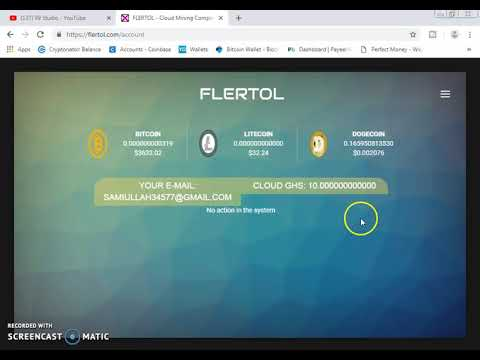 New Free BITCOIN Cloud Mining Site 2019 | Earn Daily 10$ Free | No Investment