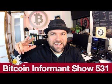 #531 Kontoschliessung bei Bitcoin Nutzung,  Bitmain stoppt BTC Mining & Bitcoin wird sterben