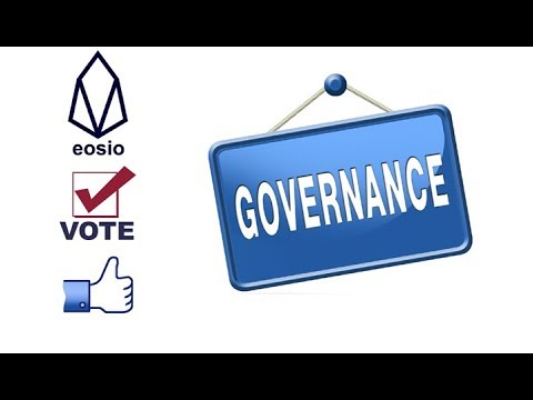 Referendum platform creates decentralized governance for EOS