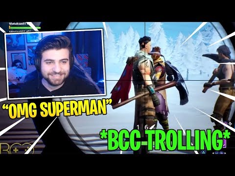 SypherPK Reacts to BCC Trolling *NEW* EPIC TRIANGLE WALL EDIT TRICK! – Fortnite Fails WTF Moments!