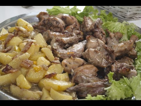 Zec kunić iz pećnice Oven Coney Rabbit – Sašina kuhinja
