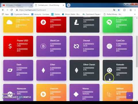 NEW FREE BITCOIN CLOUD MINING SITE 2019 | Live Wirhdrawl | No Investment