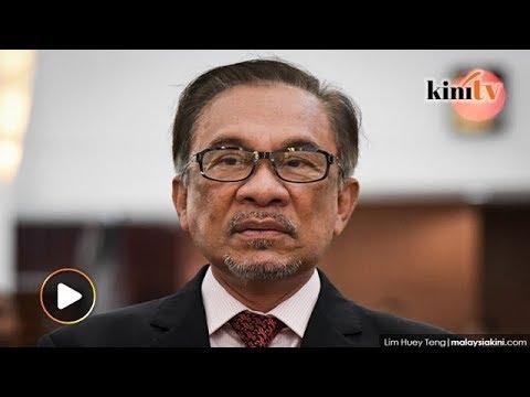 Ada pemimpin PKR yang 'lupa diri' – Anwar