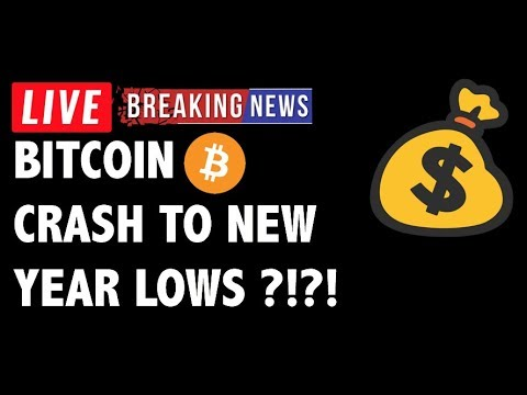 💰Bitcoin (BTC) May CRASH to NEW YEARLY LOW?! – Crypto Market Trading Analysis & Cryptocurrency News