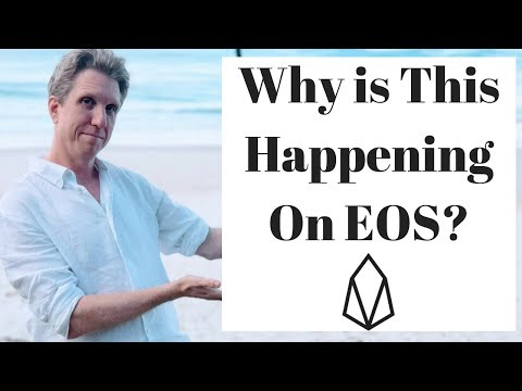 Why Is This Happening On EOS?