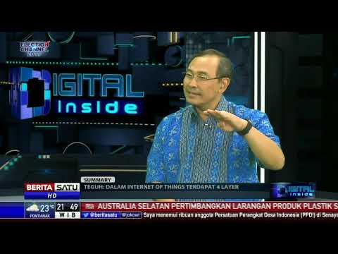 Digital Inside: Sistem Keamanan IoT # 2