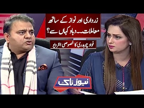 PTI Govt & Zardari Nawaz Pressure on Accountability | News Talk | Neo News