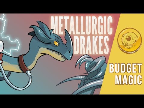 Budget Magic: $98 (25 tix) Metallurgic Drakes (Modern, Magic Online)