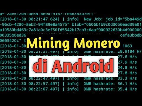Cara Mining Monero Dengan Vps Gratis di Android